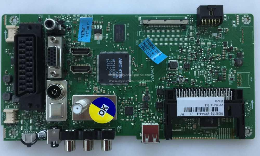 Vestel 17Mb62 Firmware