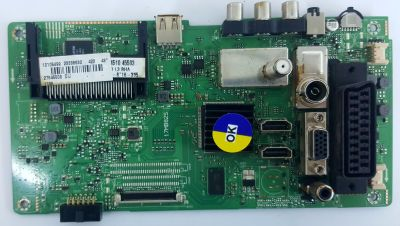 17MB82S , 23336632 , 10105499 , HI-LEVEL , VES430UNDL-2D-N12 , 43HL500 , Main Board , Ana Kart