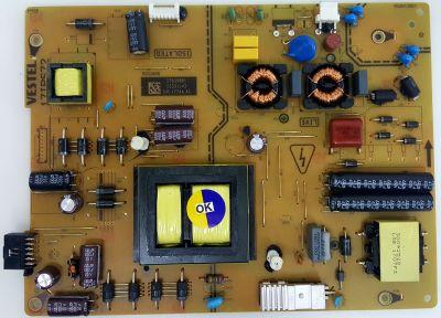 17IPS72 , 23331943 , VESTEL , 50UD6300 , VES500QNDC-2D-N11 , Power Board , Besleme Kartı , PSU
