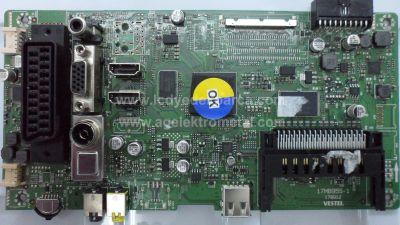 17MB95S-1 , Philips , 50CMO LE1 , Main Board , Ana Kart