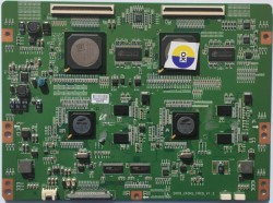 SAMSUNG - 2009_240HZ_FRCQ_V1.2 , LJ94-02856 , SAMSUNG , LTF400HQ01 , LE40C530F1W , Logic Board , T-con Board
