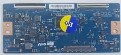 AUO - 55T32-C0L , CTRL BD , TX-5555T32C28-82K , AUO , T550QVN06.7 , 55PUS7803 , 4K , Logic Board , T-con Board