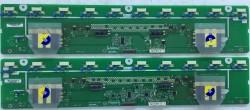 LG - 6632L-0348B MASTER , 6632L-0349B SLAVE , CXB-5102 REV3.0 , LC420WU2 SL A1 , Inverter Board