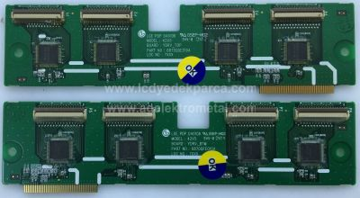 6871QDH052C , 6871QDH051C , 6870QDE010A , 6870QFE010A , LG , 42V5 , Buffer Board , Buffer Kart