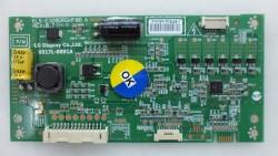 LG - 6917L-0091A , KLS-E320DRGHF06 A , LC320EUA PF F1 , LG , Led Driver Board , Led Sürücü Kartı