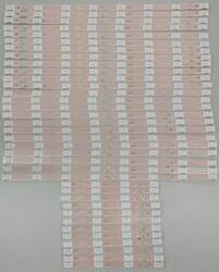 SONY - 70217631-0135 , 70215431-0971 , 70216531-0338 , NLAW00454S , NLAW00454L1 , NLAW00454L2 , T750QVF03.1 , 36 ADET LED ÇUBUK