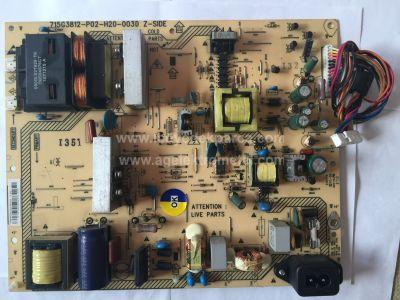 715G3812-P02-H20-003D , Z-SIDE , Philips , 42PFL3405 , H/12 , Power Board , Besleme Kartı , PSU