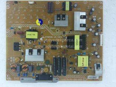 715G5778-P01-000-002S , Philips , 47PFL5028 ,42PFL4208 K/12 , 42PFL5028 , LED , Power Board , Besleme Kartı , PSU