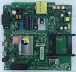 PHILIPS - 715G6079-C0D-000-004K , Philips , 39PFL4398 , H/12 , D LED , Main Board , Ana Kart