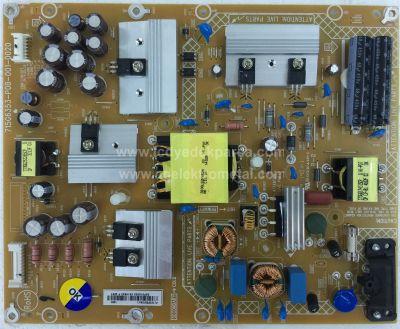 715G6353-P0B-001-0020 , Philips , 40PFK4309/12 , D LED , Power Board , Besleme Kartı , PSU