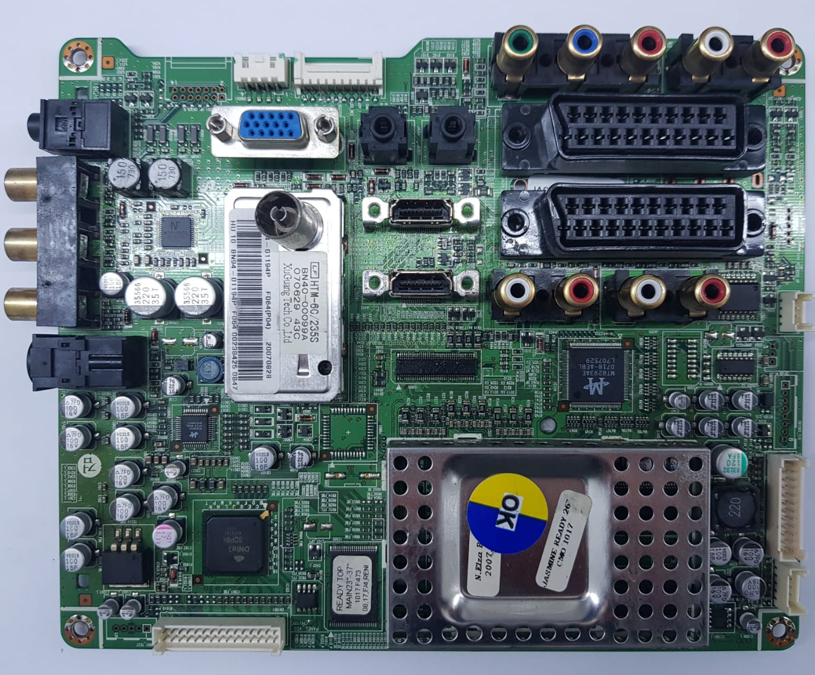 BN94-01194P , BN41-00878A , SAMSUNG , V260B1-L04 , LE26S81B , Main Board , Ana Kart
