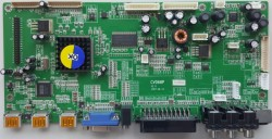 PHILIPS - CV068P , J01H023 , PDP42S1M213 , CSM4211PLD , Main Board , Ana Kart