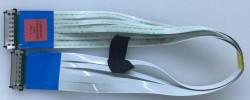 LG - EAD62046912 , LG , 42LM3400 , LCD , LC420DUN SE U2 , LVDS Cable , Lvds Kablosu , Logic Board Cable , Logic Kart Kablosu , Ctrl Board Cable , Ctrl Kart Kablosu