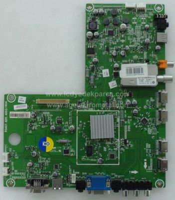 RSAG7.820.4693 , /ROH , HISENSE , LED32K21P , HE315FF-E01/PW1 , Main Board , Ana Kart