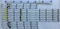 SAMSUNG - SAMSUNG , CY-HF420BGAV1H , UE42F5070 , D2GE-420SCA-R3 , D2GE-420SCB-R3 , 2013SVS42F , 14 ADET LED ÇUBUK