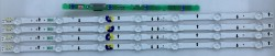 SAMSUNG - SAMSUNG , GH032BGA-B1 , GH032BGA-B2 , T320HVF05.0 , UE32H5570 , UE32H5070 , 2014SVS32FHD_3228_07 , 4 ADET LED ÇUBUK