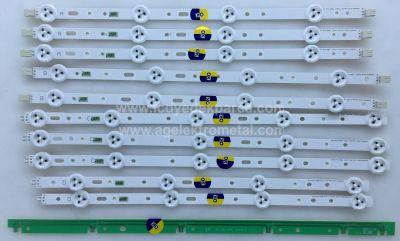 SAMSUNG , LTA400HM23 , SUNNY , 40 INCH , SVS400A79 , LJ96-06091D , 10 ADET LED ÇUBUK