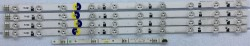 SAMSUNG - SAMSUNG , LTJ320HN07-V , UE32EH5200 , D1GE-320SC1-R3 , 4 ADET LED ÇUBUK