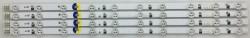 SAMSUNG - SAMSUNG , LTJ320HW10-V , UE32EH6030 , 32F-3535LED-40EA , D1GE-320SC1-R3 , 4 ADET LED ÇUBUK