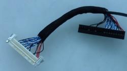 Sunny Axen - SN023LD12AT031-V , SUNNY , LTA230AN01 , LVDS Cable , Lvds Kablosu , Logic Board Cable , Logic Kart Kablosu , Ctrl Board Cable , Ctrl Kart Kablosu
