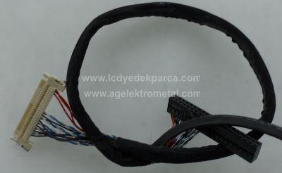 SN032LD18VG75B , V2 , LED , SUNNY , LTA320AN01 , LVDS Cable , Lvds Kablosu , Logic Board Cable , Logic Kart Kablosu , Ctrl Board Cable , Ctrl Kart Kablosu