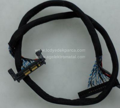 SN042DLD12AT022-SM3DF , SUNNY , LC420DUN SF R2 , LVDS Cable , Lvds Kablosu , Logic Board Cable , Logic Kart Kablosu , Ctrl Board Cable , Ctrl Kart Kablosu