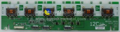 SSI320_12C01 REV0.4 , LTY320AB01 , LTZ320AA01 , Inverter Board