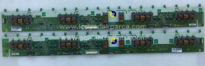 SSI520_18A01 REV0.3 MASTER , SSI520_18A01 REV0.3 SLAVE , LTA520HE16 , Inverter Board
