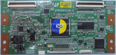 SYNC60C4LV0.3 , LTA400HA07 , Logic Board , T-con Board