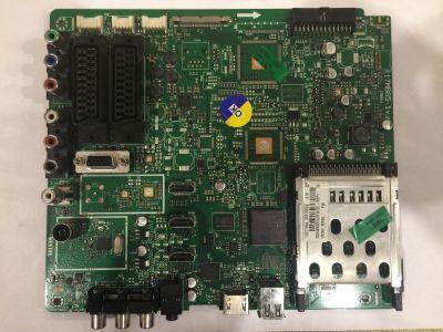17MB65-1 V.2 , 20579682 , 10077694 , VESTEL , LGEWUE-SDP1 , 42VF8022 , Main Board , Ana Kart