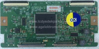 6870C-0264B , LC370WUD , LC370WUD SB A1 , Logic Board , T-con Board