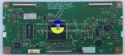 6870C-0060G , LC370WX1/LC320W01 , LC370WX1 SL 01 , Logic Board , T-con Board