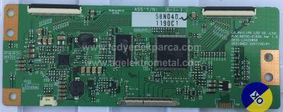 6870C-0163A , LC420WX8 , LC420WX7 SL A1 , Logic Board , T-con Board