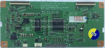 6870C-0113A , LC420WX5 SL A1 , LC420WX5 SL A1 , Logic Board , T-con Board
