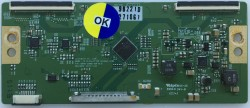 LG - 6870C-0368A , V6 32/42/47 FHD , LC420EUN SDV2 , LC470EUN , TV47PF8021 , Logic Board , T-con Board