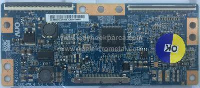 42T06-C03 , T420HW04 V0 , T420HW04 V2 , Logic Board , T-Con Board