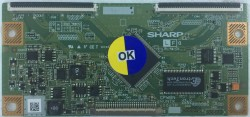 SHARP - RUNTK 4004TP , LK315T3LA31 , Logic Board , T-Con Board