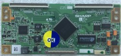 SHARP - RUNTK 3968TP , LK315GD00101 , Logic Board , T-Con Board