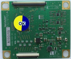SHARP - K3278TP , LQ197V3DZ82 , Logic Board , T-Con Board