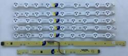 VESTEL - VESTEL , VES390UNDC-01 , 39PF3025D 39 LED TV , 39226B FHD , LG INNOTEK 39FHD-C NDV REV0.2 , A TYPE , C TYPE , 5 ADET LED ÇUBUK