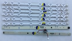 VESTEL - VESTEL , VES420UNDL-3D-N01 , 42 3D SMART LED TV , NEXON , 42FD7440 , LG INNOTEK 42FHD-L NDV REV0.2 , A TYPE , C TYPE , 42PF3022 , 6 ADET LED ÇUBUK